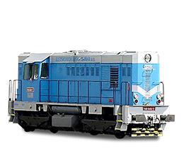 lokomotiva foto